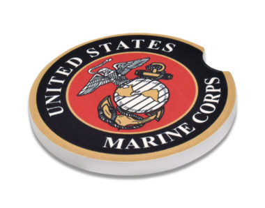 Marine Car Coaster - 2 Pack