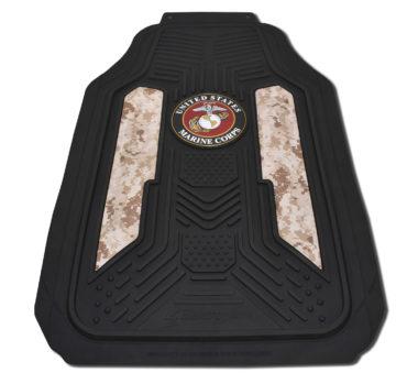 Marines Desert Camo Floor Mats - 2 Pack