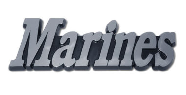 Marines Chrome Emblem image