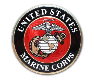 Premium Marine Seal 3D Decal