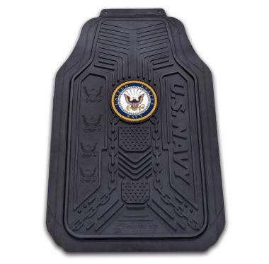 Navy Floor Mat - 2 Pack