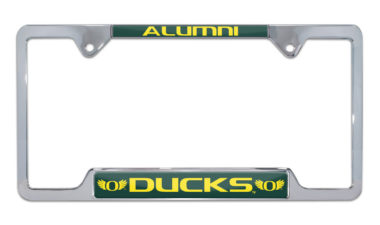 Oregon Alumni License Plate Frame image