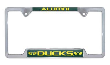 Oregon Alumni License Plate Frame