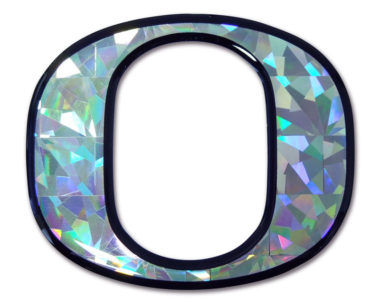 Oregon 3D Reflective Decal