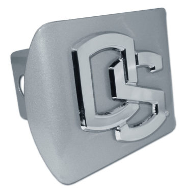 Oregon State Brushed Metal Hitch Cover