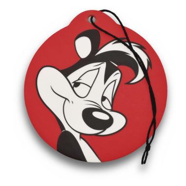 Pepe Le Pew Air Freshener 2 Pack - New Car Scent