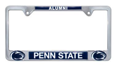 Penn State Alumni 3D License Plate Frame