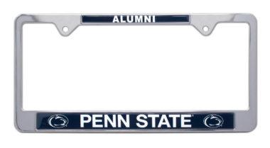 Penn State Alumni License Plate Frame