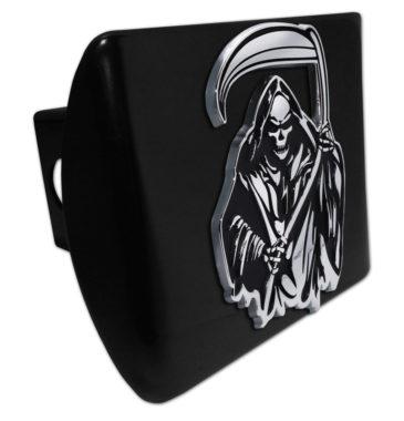 Grim Reaper Black Hitch Cover