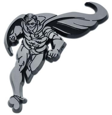 Robin Figurine Chrome Emblem