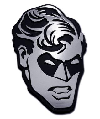 Robin Chrome Emblem