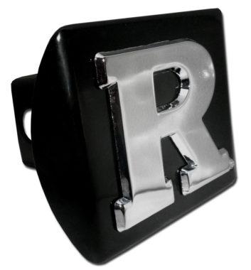 Rutgers University Black Hitch Cover