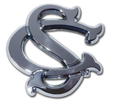 University of South Carolina Chrome Emblem image