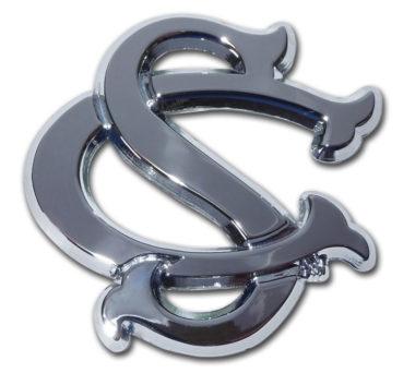 University of South Carolina Chrome Emblem image