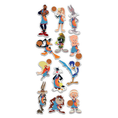 Space Jam Multi Character Decal Pack