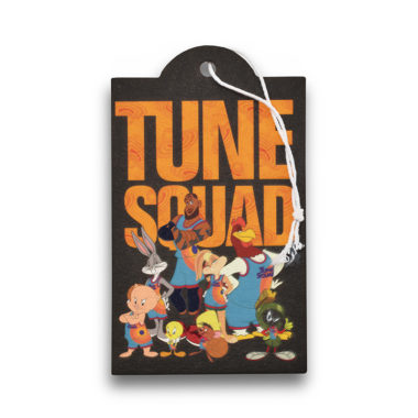 Tune Squad New Car Scent - 2 Pack Air Freshener