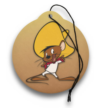 Speedy Gonzales Air Freshener 2 Pack - New Car Scent
