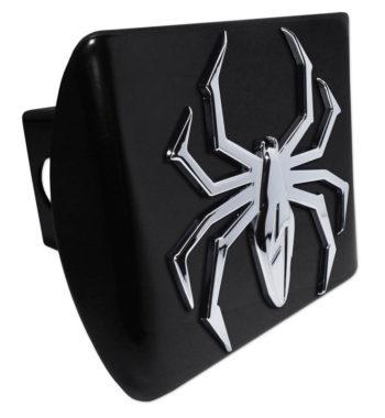 Lightning Spider Black Hitch Cover image