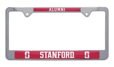 Stanford Alumni License Plate Frame image