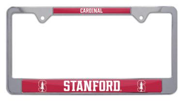 Stanford Cardinals License Plate Frame