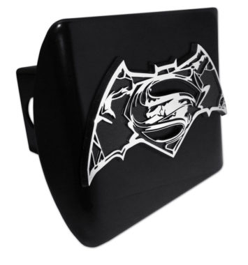 Batman v Superman Distressed Black Hitch Cover image