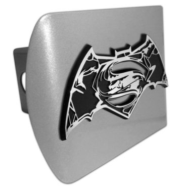 Batman v Superman Distressed Brushed Hitch Cover image