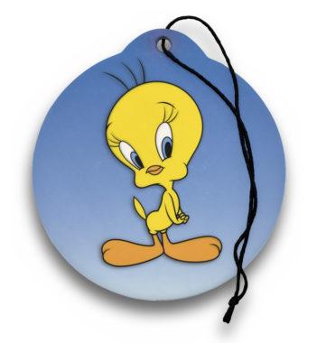 Tweety Bird Air Freshener  6 Pack - New Car Scent image