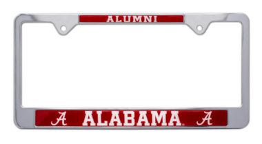Alabama Alumni License Plate Frame image