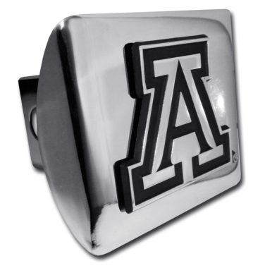 Arizona A Chrome Hitch Cover