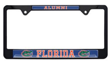 University of Florida Alumni Black License Plate Frame