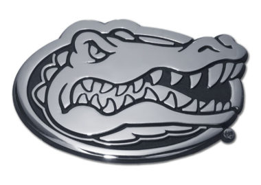 University of Florida Chrome Emblem