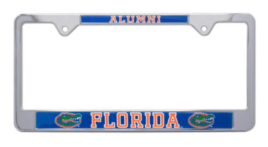 University of Florida Alumni License Plate Frame