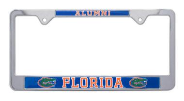 University of Florida Alumni License Plate Frame image
