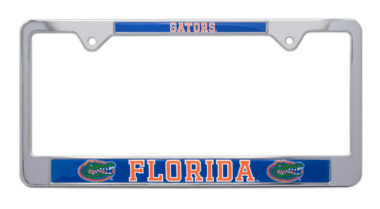 University of Florida Gators License Plate Frame image