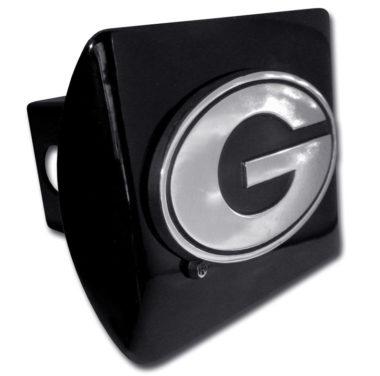 Georgia Black Hitch Cover