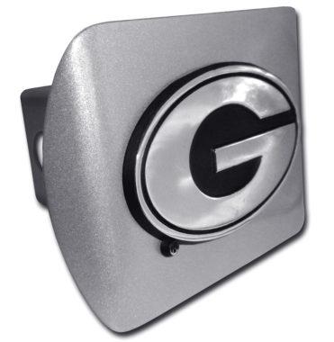 Georgia Brushed Hitch Cover
