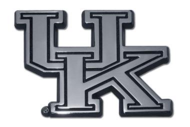 University of Kentucky Chrome Emblem