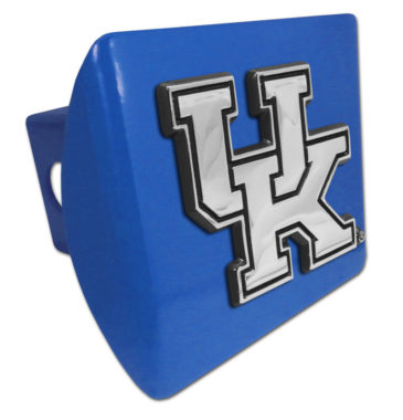 University of Kentucky Emblem on Blue Hitch Cover image