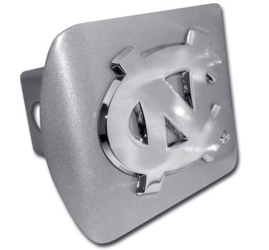 University of North Carolina Brushed Hitch Cover