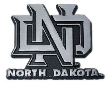 University of North Dakota Chrome Emblem