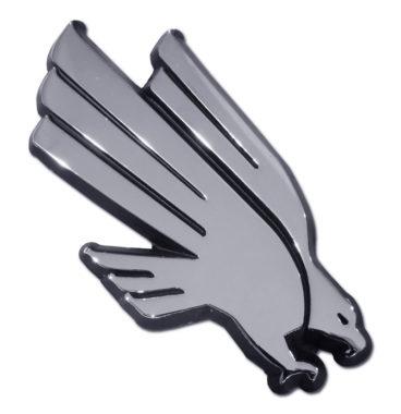 University of North Texas Eagle Chrome Emblem image