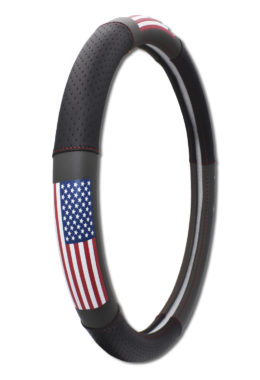 USA Steering Wheel Cover - Large