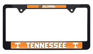 University of Tennessee Alumni Black License Plate Frame