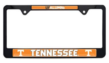 University of Tennessee Alumni Black License Plate Frame