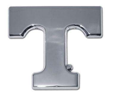 University of Tennessee Chrome Emblem image
