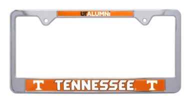 University of Tennessee Alumni License Plate Frame