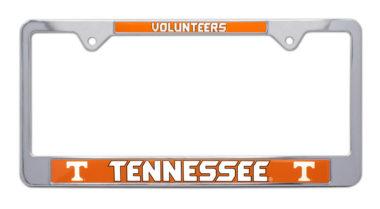 University of Tennessee Volunteers License Plate Frame image