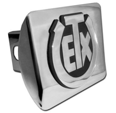 University of Texas Exes Chrome Hitch Cover