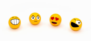 Emoji Valve Caps