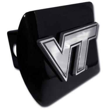 Virginia Tech Black Hitch Cover image